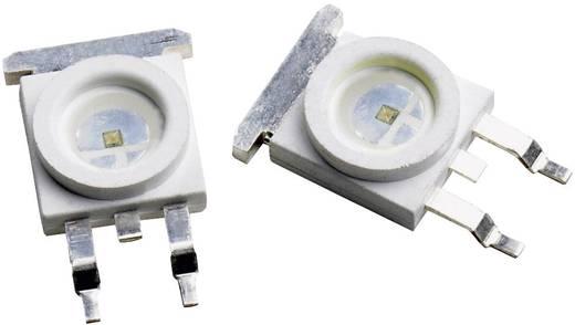 Moonstone színes SMD LED, 40 lm, 120°, 1 W, piros, Avago Technologies ASMT-MR00-AHJ00