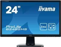 Iiyama ProLite B2482HS LED monitor (felújított) 61 cm (24 coll) EEK A (A+++ - D) 1920 x 1080 pixel Full HD 1 ms HDMI™, V Iiyama