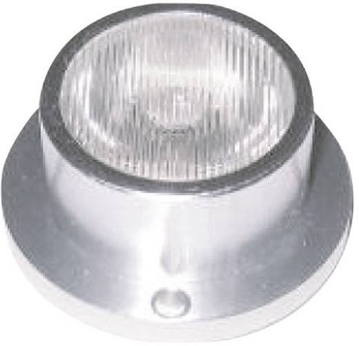 Nagyteljesítményű LED modul,3/60°, 1W piros