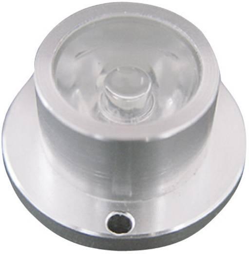 Nagyteljesítményű LED modul,10°, 1W hidegfehér