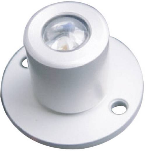 Nagyteljesítményű LED modul,60°, 1W zöld