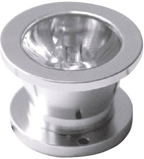 LED modul, 112 lm, 30°, 3 W, Ø 36 x 28 mm, melegfehér, LEDxON 9008074 ALUSTAR