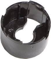 Tartó OPTIKához, 20MM, fekete (10235) Carclo