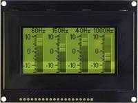 OLED kijelző 6,86 cm, 128 x 64 pixel, kijelző felület: 63,94 x 31,94 mm, zöld, VGG12864Z-S003 (VGG12864Z-S003)