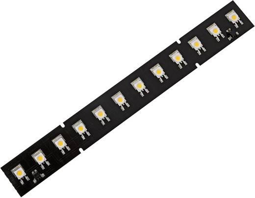 Nagy teljesítményű LED modul, Moonstone™ Avago Technologies ADJD-WM01-NKKZ0 hidegfehér 180 lm 3 x 1 W 110°