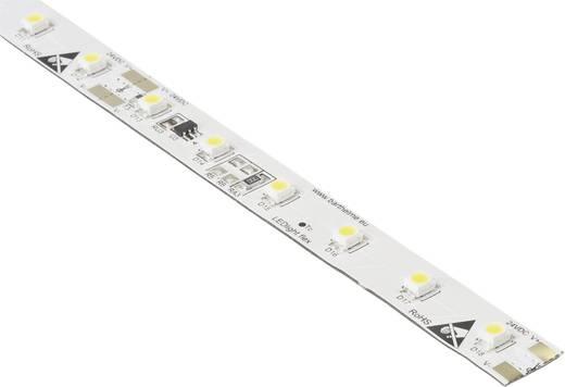 LED csík, borostyán, 16,8 cm/12 LED, 24 V/DC, LEDlight flex 14, Barthelme 50017422