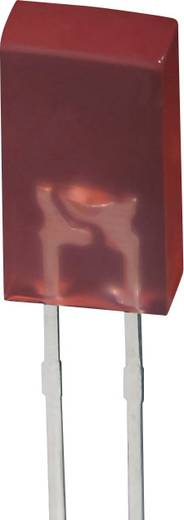 Szimbólum LED piros 2,5x5mm