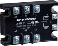 3 fázisú félvezető relé 10 A 48 - 530 V/AC, Crydom D53TP50D-10 (D53TP50D-10) Crydom