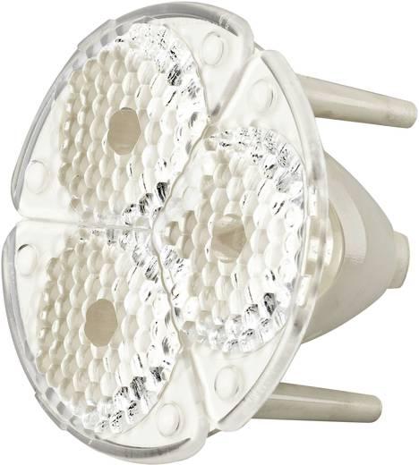 3 részes optika a SSC P5 II RGB LED-hez, 45°, FS3-W1-SSP5II-H