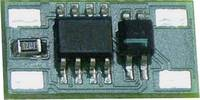 Állandó áramerősségű áramforrás LED-hez, mikro típus, analóg szabályozás MKSQ 20mA Üzemi feszültség 7 - 37 V/DC/25 V/AC (MKSQ-20mA) Roschwege
