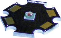 Cree® XP-E LED csillag lapon, piros, 52lm, 130°, 350mA, LSC-R Roschwege