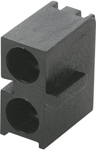 LED távtartó 3 mm-es LED-ekhez, fekete, KSS PLD2-3B