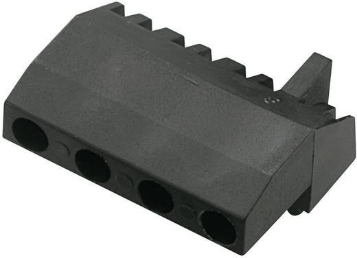 LED távtartó 3 mm-es LED-ekhez, fekete, KSS PLD4-3B