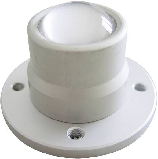 LED modul, ALUSTAR 1 W 3° LEDxON 9008244 Hideg Fehér max. 100 lm 3 ° 1 W (Ø x Ma) 48 mm x 32 mm