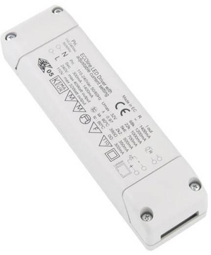 LED konverter 110/240 VAC/16-32 VDC, 300-1400 mA, ECOline, Barthelme 62517700