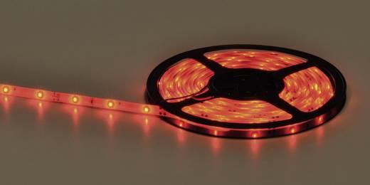 Általános LED csík, öntapadó, 5 m, kiöntött kivitel 12 V/DC, RGB