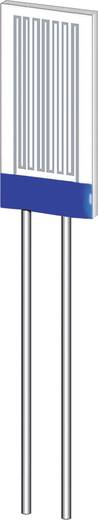 Huzalos platina hőmérséklet érzékelő M222 PT1000 1/3 DIN