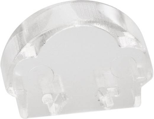 Végzáró sapka 30 °-os lencse alakú borításhoz, 2 db, átlátszó, Barthelme GARgano 62399952