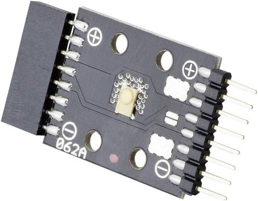 LED modul csatlakozóval, 4 cm, fehér, Barthelme 61003127