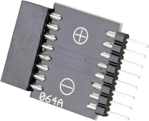 Csatlakozó (H x Sz) 30 mm x 24 mm