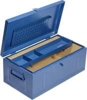 Allit 430120 StorePlus SteelBox 147 Szállító doboz Acéllemez Kék Allit