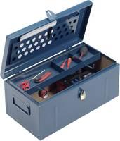 Allit 430100 StorePlus SteelBox 95 Szállító doboz Acéllemez Kék Allit