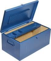 Allit 430130 StorePlus SteelBox 237 Szállító doboz Acéllemez Kék Allit
