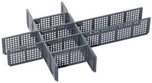 Allit 457950 ProServe Divider Set 2 Bőrönd betét (H x Sz x Ma) 360 x 150 x 35 mm Allit