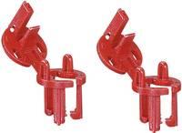 Hensel 2000023 Tömítő sapka Műanyag Piros Hensel