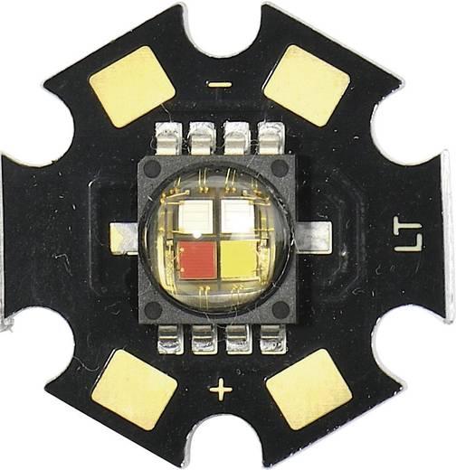 Cree XLamp MC-E LED csillag lapon 30,6/67,2/8,2/80 lm, 115°, RGB (piros/zöld/kék/fehér), CREE MCE4CT-A2-STAR-00A4AAAB1