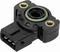 Conduktiv Plastic szögérzékelő, visszaállító rugóval, TT Electronics AB 4162400010 AB Elektronik