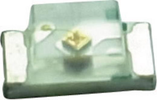 Miniatűr LED 80 mcd, 120°, 20 mA, 2,1-2,6 V, sárga, Yoldal UBSM0603UY21
