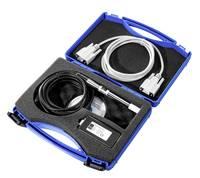 Hőmérséklet- és légnedvességmérő rendszer 1 db Kalibrált (ISO) CON-HYTE-LOG-USB B & B Thermo-Technik Mérési tartomány: B & B Thermo-Technik