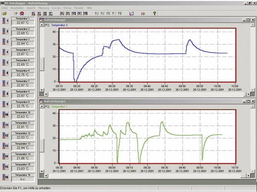 Adatrögzítő szoftver CON-PCLOG
