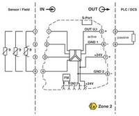 Phoenix Contact MINI MCR-RTD-UI-NC RTD adó 2902849 Phoenix Contact