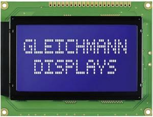 Grafikus LCD modul, felbontás: 128 x 64, méret: 72 x 40 mm, Gleichmann GE-G12864A-TFH-V/RN (GE-G12864A-TFH-V/RN) Gleichmann
