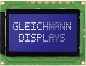 Grafikus LCD modul, felbontás: 128 x 64, méret: 72 x 40 mm, Gleichmann GE-G12864A-TMI-V/RN Gleichmann