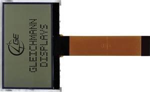 Grafikus LCD modul, felbontás: 128 x 64, méret: 45.2 x 27 mm, Gleichmann GE-O12864C2-TFH/R Gleichmann