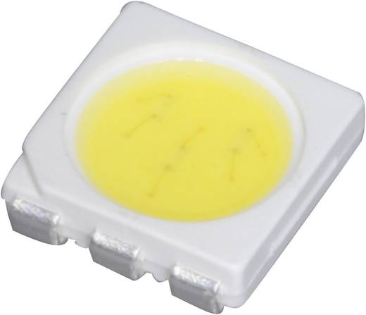 Top-View-LED STW modul, 5750 mcd, 120°, SMT, hidegfehér, Seoul Semiconductor STW9T36B/A