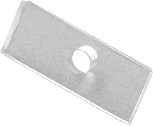 Fényvezető előlapi szereléshez 15 x 6 mm, LEAD-17PMW