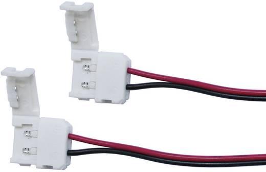 LED-es dekorfény csatlakozókábel 2 pólusú, egyszínű LED csíkokhoz Max. 24 V/DC Barthelme 50080004