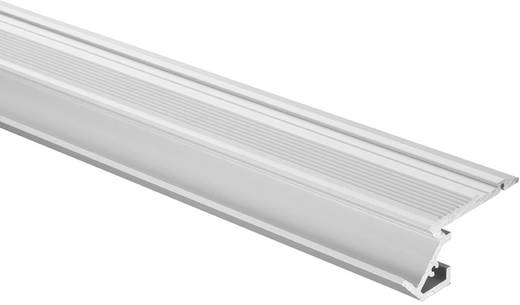 LED dekorszalagokhoz való alumínium tartósín lépcsőfok profilú Barthelme 62397361