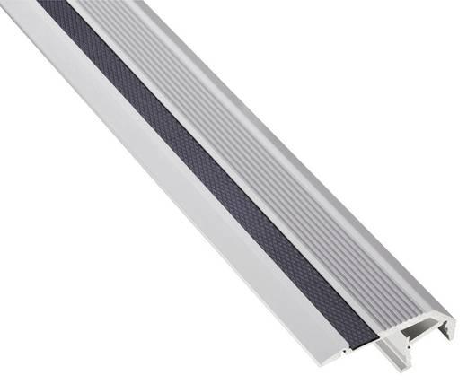 LED dekorszalagokhoz való alumínium tartósín lépcsőfok profilú Barthelme Y62397351
