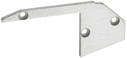 LED dekorszalagokhoz való alumínium tartósín lépcsőfok formájú záróprofil Barthelme 62397350
