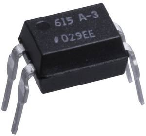 Optocsatoló 1 db fototranzisztorral, DIL 4, Isocom Components SFH615A-3X Isocom Components