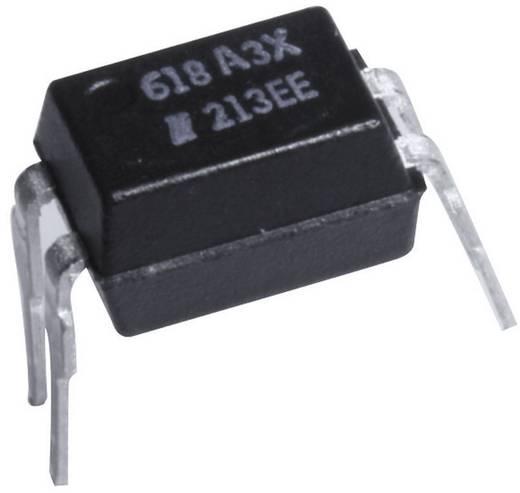 Optocsatoló 1 db fototranzisztorral, DIL 4, Isocom Components SFH618A-3X