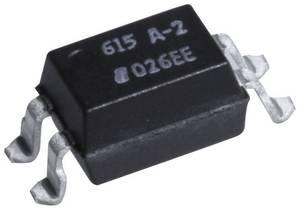 Optocsatoló 1 db fototranzisztorral, DIL 4 SMD, Isocom Components SFH615A-2XSM (SFH615A-2XSM) Isocom Components