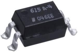 Optocsatoló 1 db fototranzisztorral, DIL 4 SMD, Isocom Components SFH615A-4XSM (SFH615A-4XSM) Isocom Components