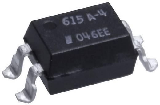 Optocsatoló 1 db fototranzisztorral, DIL 4 SMD, Isocom Components SFH615A-4XSM