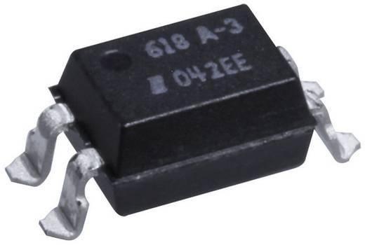 Optocsatoló 1 db fototranzisztorral, DIL 4 SMD, Isocom Components SFH618A-3XSM